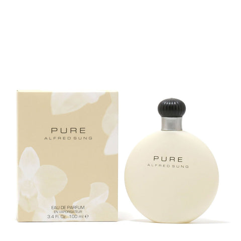 Perfume - PURE FOR WOMEN BY ALFRED SUNG - EAU DE PARFUM SPRAY, 3.4 OZ