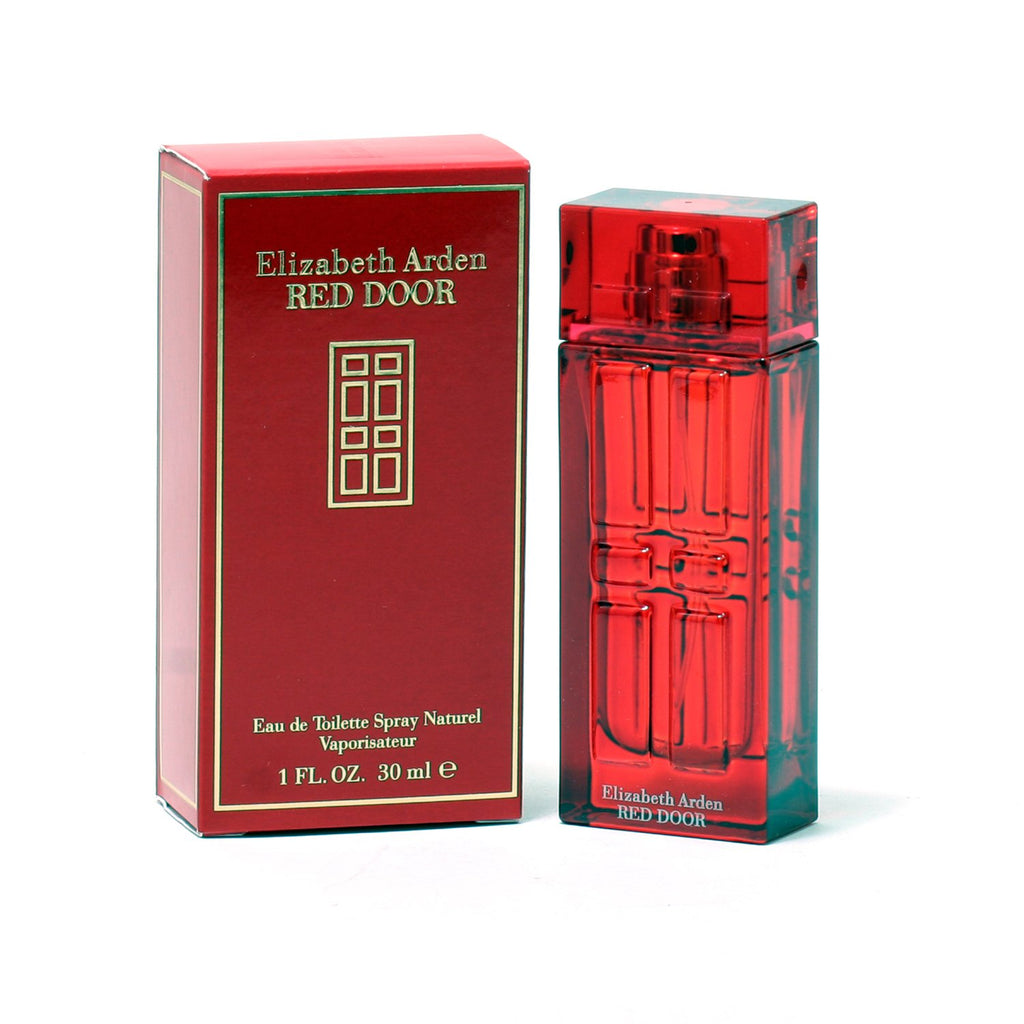 Red Door For Women By Elizabeth Arden Eau De Toilette