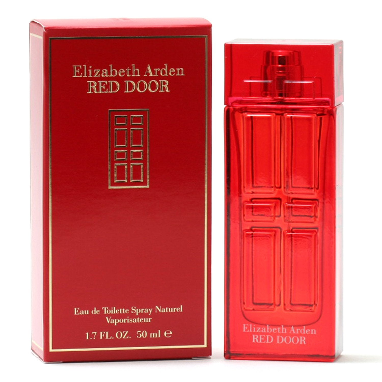 Perfume - RED DOOR FOR WOMEN BY ELIZABETH ARDEN - EAU DE TOILETTE SPRAY