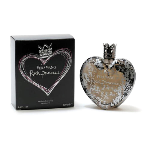 Perfume - ROCK PRINCESS FOR WOMEN BY VERA WANG - EAU DE TOILETTE SPRAY, 3.4 OZ