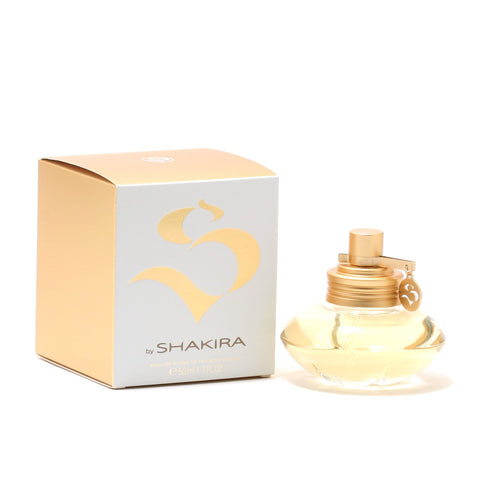 Perfume - S FOR WOMEN BY SHAKIRA - EAU DE TOILETTE SPRAY
