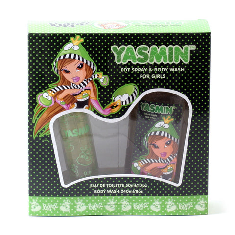 Perfume Sets - BRATZ YASMIN FOR GIRLS - GIFT SET