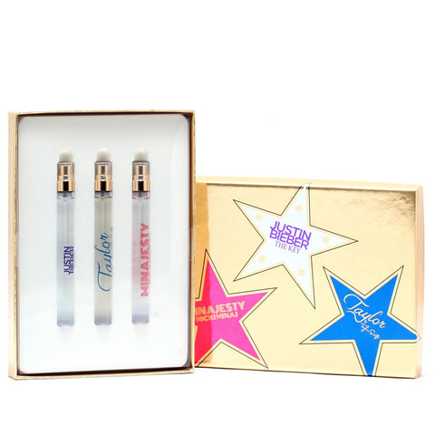 Perfume Sets - CELEBRITY FRAGRANCE - DISCOVERY GIFT SET