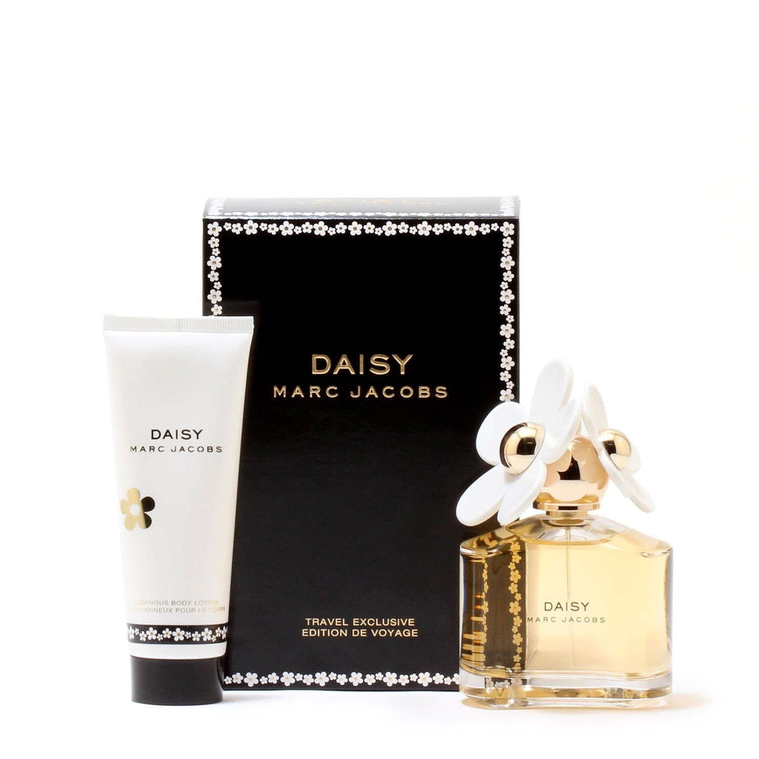 Perfume Sets - DAISY FOR WOMEN BY MARC JACOBS - TRAVEL EDITION GIFT SET