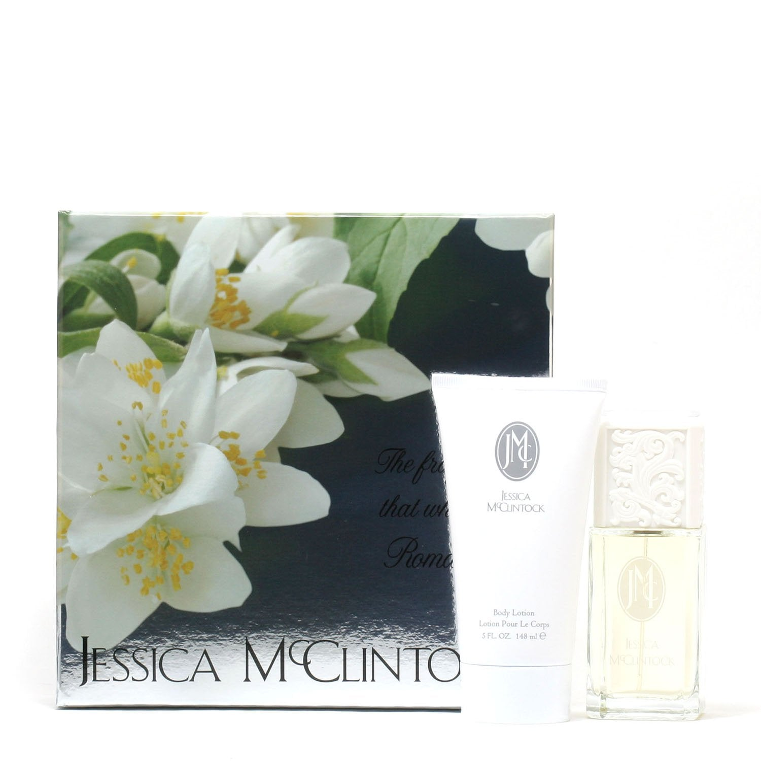 Perfume Sets - JESSICA MCCLINTOCK FOR WOMEN - GIFT SET
