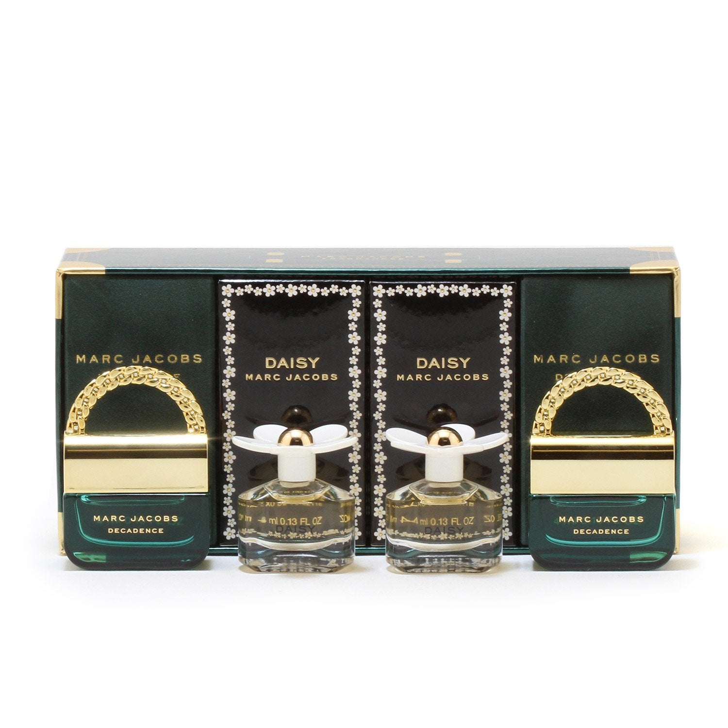Perfume Sets - MARC JACOBS DAISY & DECADENCE FOR WOMEN - GIFT SET