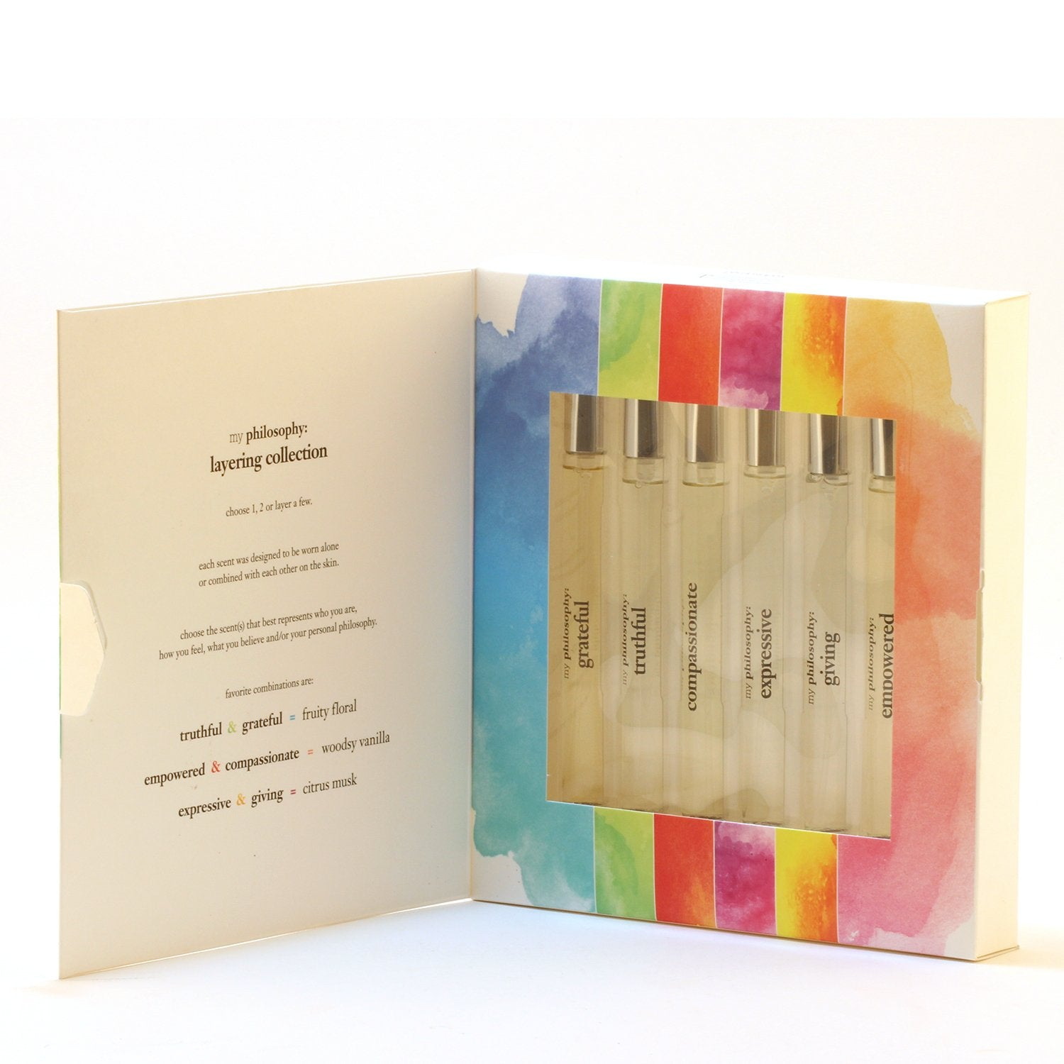 Perfume Sets - MY PHILOSOPHY FOR WOMEN - ROLLERBALL GIFT SET