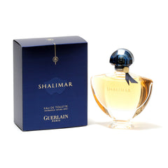 Perfume - SHALIMAR FOR WOMEN BY GUERLAIN - EAU DE TOILETTE SPRAY