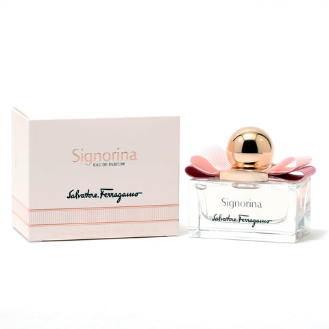 Perfume - SIGNORINA FOR WOMEN BY SALVATORE FERRAGAMO - EAU DE PARFUM SPRAY