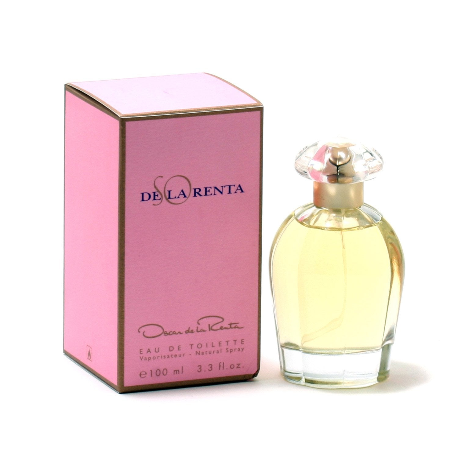 Perfume - SO DE LA RENTA FOR WOMEN BY OSCAR DE LA RENTA - EAU DE TOILETTE SPRAY, 3.3 OZ