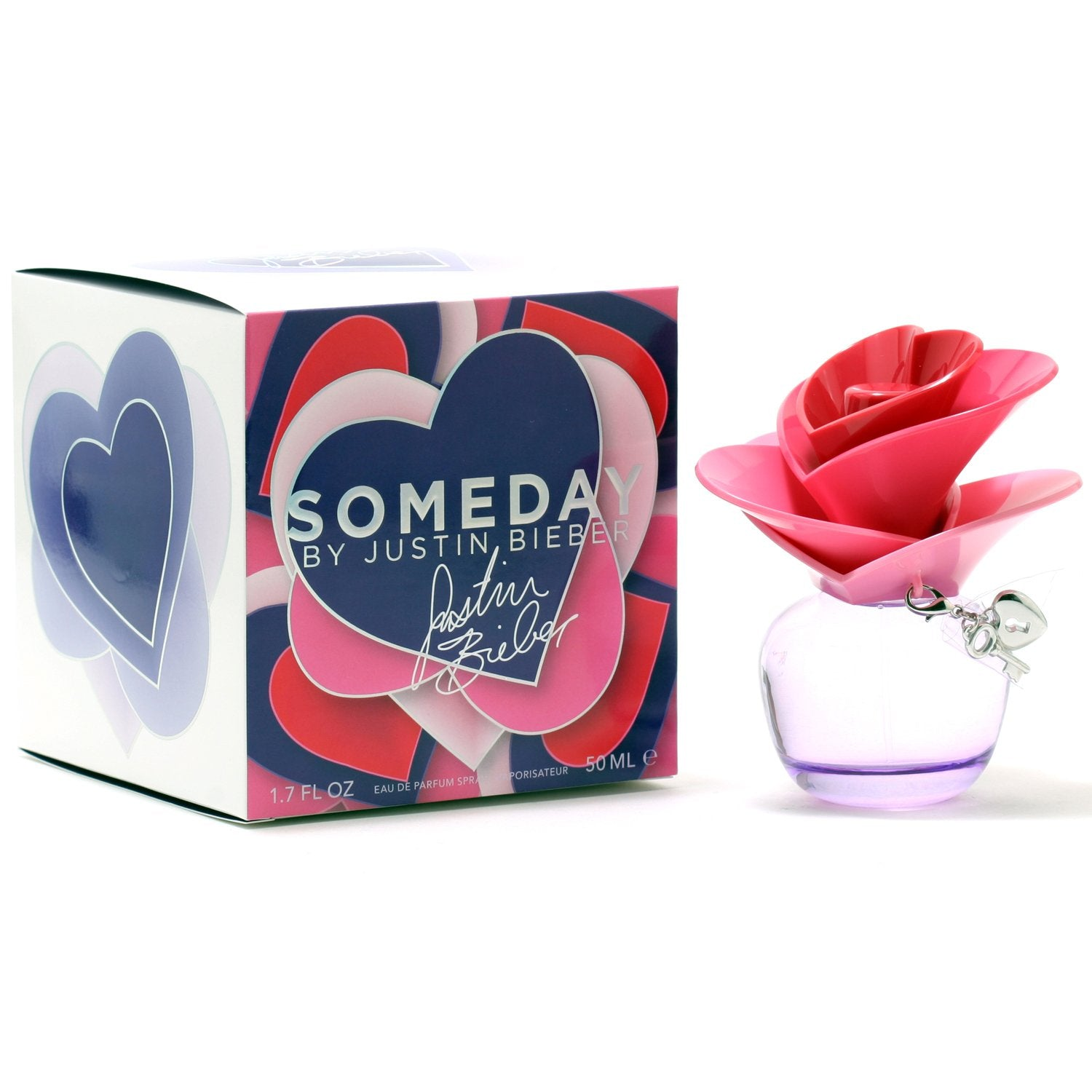 Perfume - SOMEDAY FOR WOMEN BY JUSTIN BIEBER - EAU DE PARFUM SPRAY