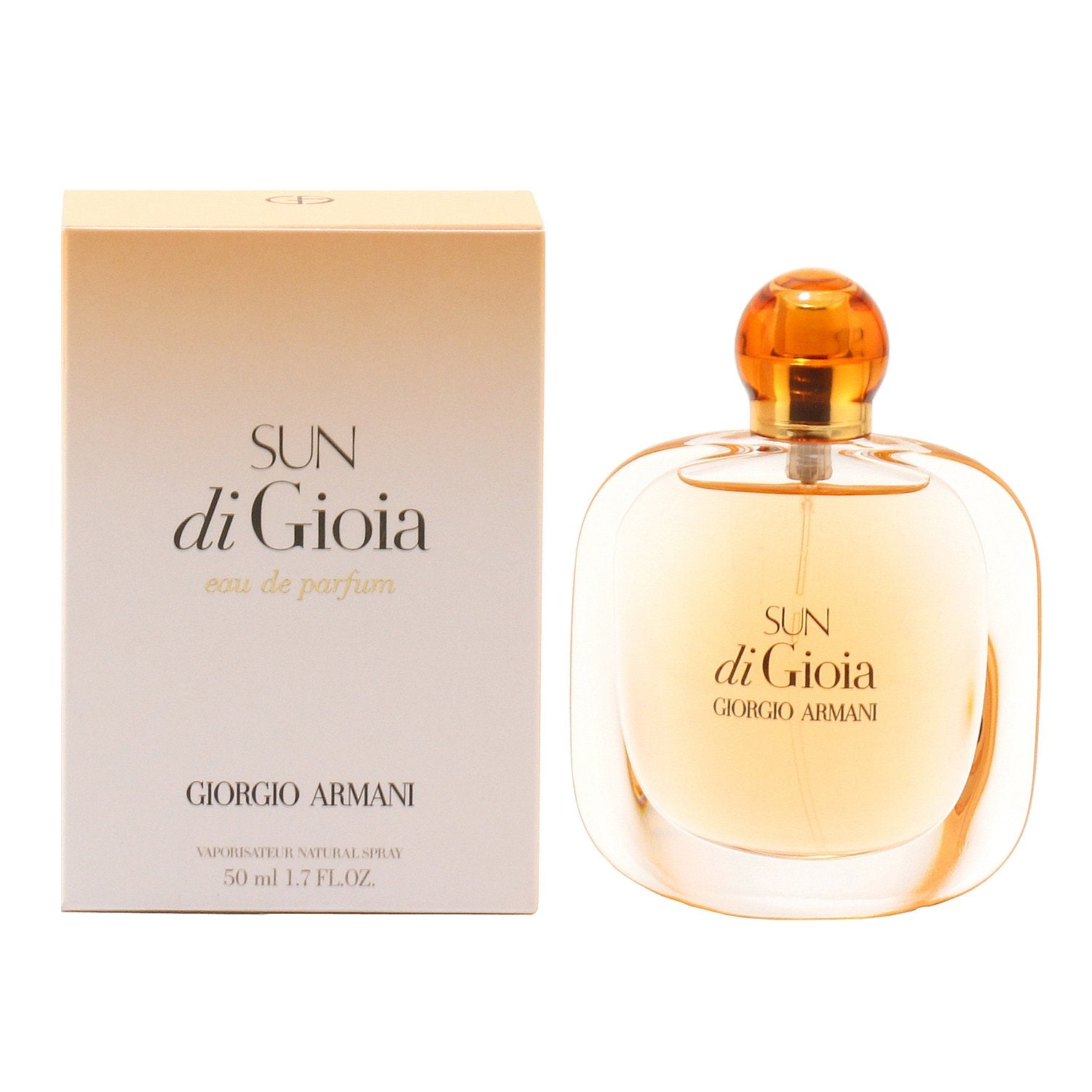 Perfume - SUN DI GIOIA FOR WOMEN BY GIORGIO ARMANI - EAU DE PARFUM SPRAY, 1.7 OZ