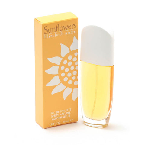 Perfume - SUNFLOWERS FOR WOMEN BY ELIZABETH ARDEN - EAU DE TOILETTE SPRAY