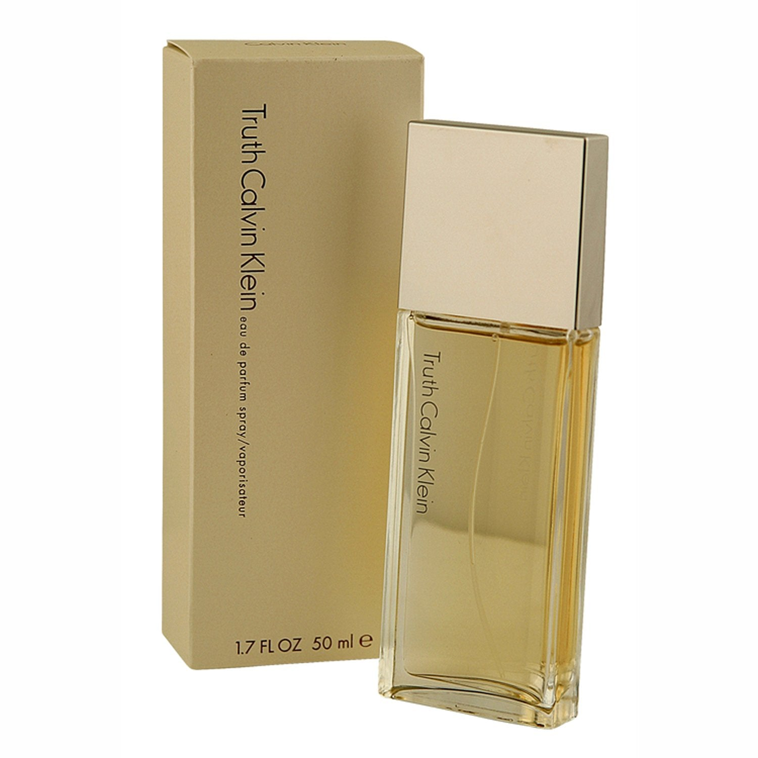 Perfume - TRUTH FOR WOMEN BY CALVIN KLEIN - EAU DE PARFUM SPRAY