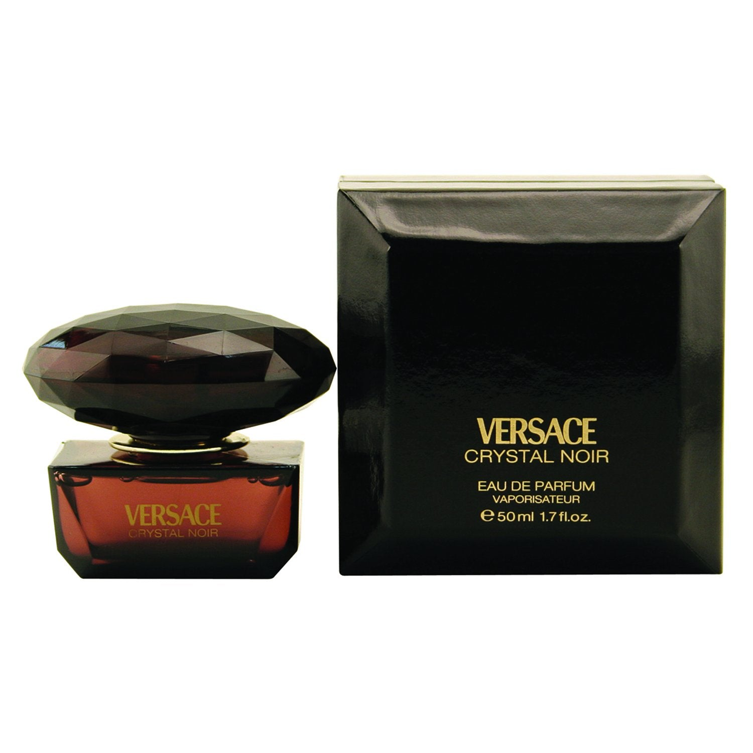 Perfume - VERSACE CRYSTAL NOIR FOR WOMEN - EAU DE PARFUM SPRAY