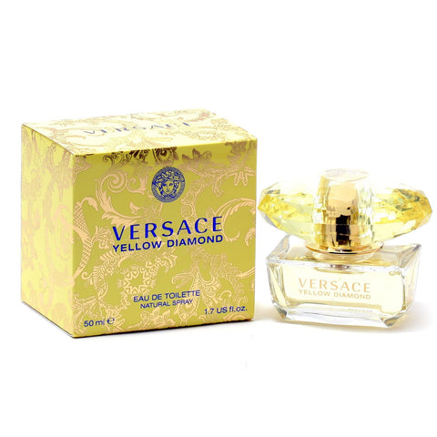 Perfume - VERSACE YELLOW DIAMOND FOR WOMEN - EAU DE TOILETTE SPRAY