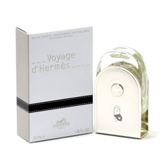 Perfume - VOYAGE D'HERMES FOR WOMEN BY HERMES - EAU DE TOILETTE SPRAY REFILLABLE
