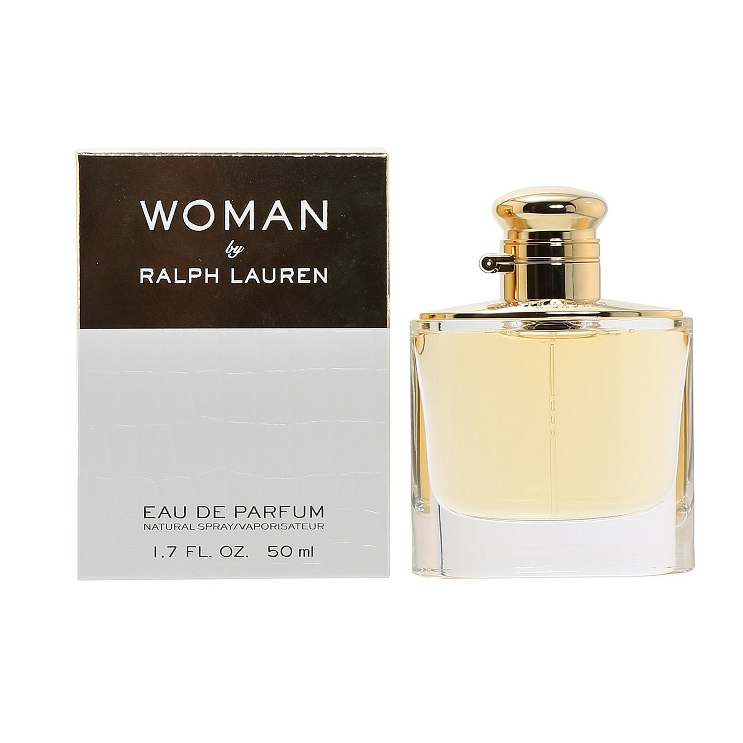 Perfume - WOMAN BY RALPH LAUREN - EAU DE PARFUM, 1.7 OZ