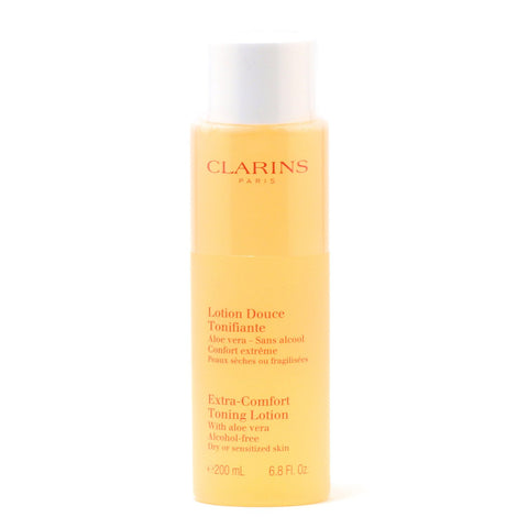 Skin Care - CLARINS EXTRA-COMFORT TONING LOTION FOR DRY TO SENSITIZED SKIN, 6.8 OZ