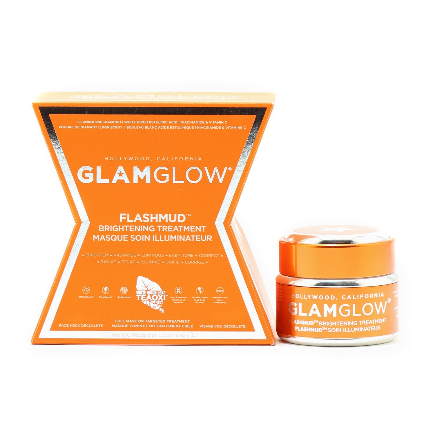 Skin Care - GLAMGLOW FLASHMUD BRIGHTENING TREATMENT