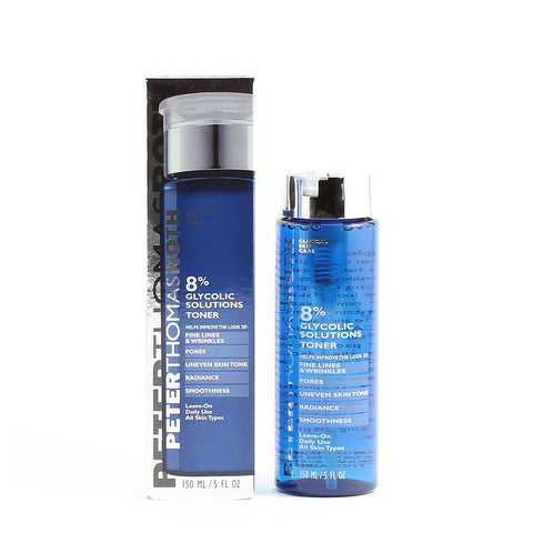 Skin Care - PETER THOMAS ROTH 8% GLYCOLIC SOLUTIONS TONER, 5.0 OZ