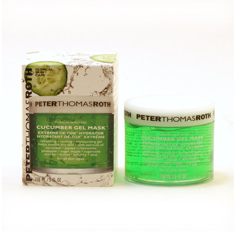 Skin Care - PETER THOMAS ROTH CUCUMBER GEL MASK EXTREME DE-TOX HYDRATOR, 5.3 OZ