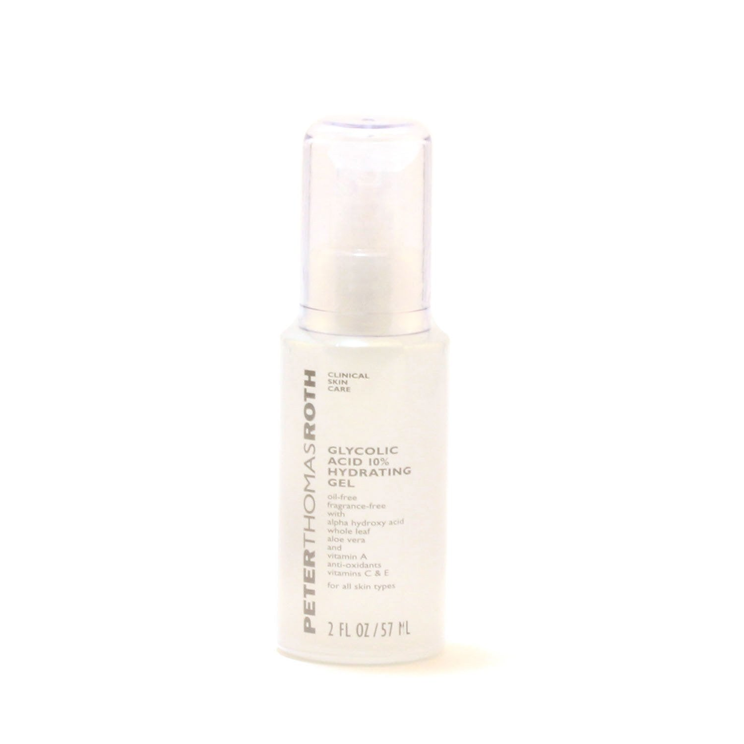 Skin Care - PETER THOMAS ROTH GLYCOLIC ACID 10% HYDRATING GEL, 2.0 OZ