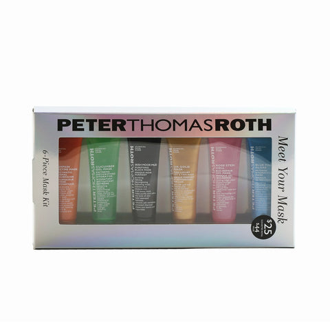 Skin Care - PETER THOMAS ROTH MEET YOUR MASK - SAMPLER GIFT SET