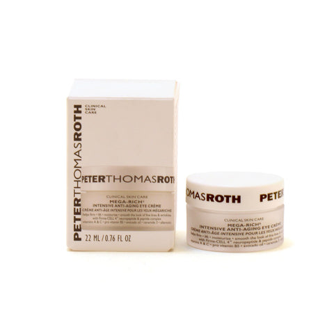 Skin Care - PETER THOMAS ROTH MEGA-RICH INTENSIVE ANTI-AGING CELLULAR EYE CREME, 0.76 OZ
