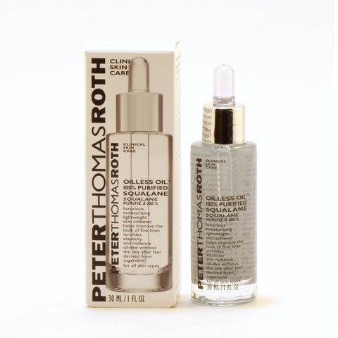 Skin Care - PETER THOMAS ROTH OILLESS OIL 100% PURIFIED SQUALANE, 1.0 OZ