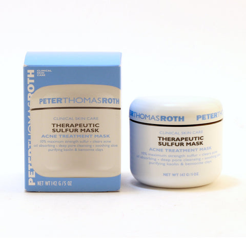 Skin Care - PETER THOMAS ROTH THERAPEUTIC SULFUR MASK ACNE TREATMENT MASK, 5.0 OZ