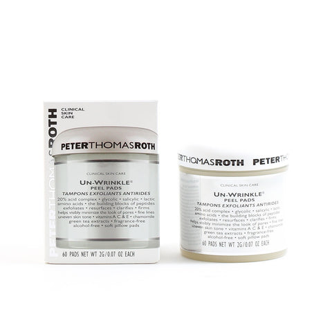Skin Care - PETER THOMAS ROTH UN-WRINKLE PEEL PADS - 60 CT