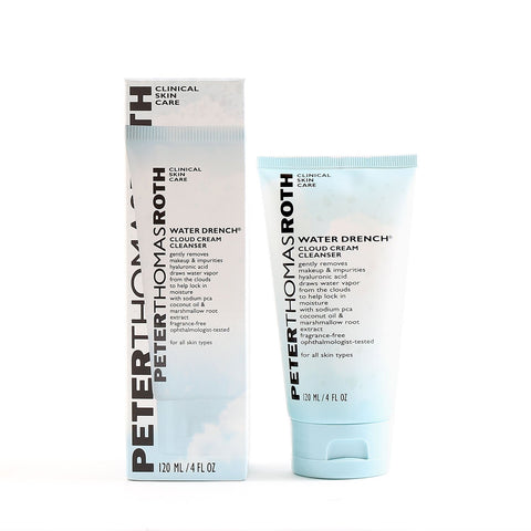 Skin Care - PETER THOMAS ROTH WATER DRENCH CLOUD CREAM CLEANSER, 4.0 OZ