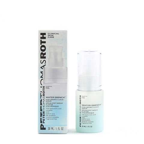 Skin Care - PETER THOMAS ROTH WATER DRENCH HYALURONIC CLOUD SERUM, 1.0 OZ