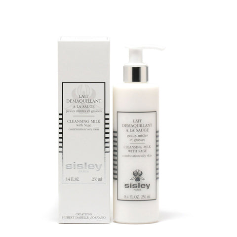 Skin Care - SISLEY CLEANSING MILK WITH SAGE, 8.4 OZ