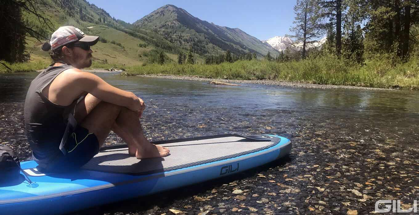 6 Things You Can do with an Inflatable SUP You Can't do with a Hard Paddle Board