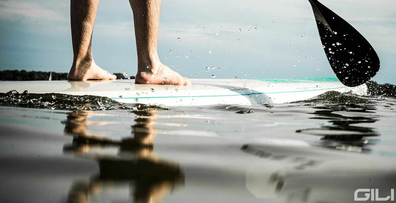 How to Repair a Small Ding in Your Hard Paddle Board