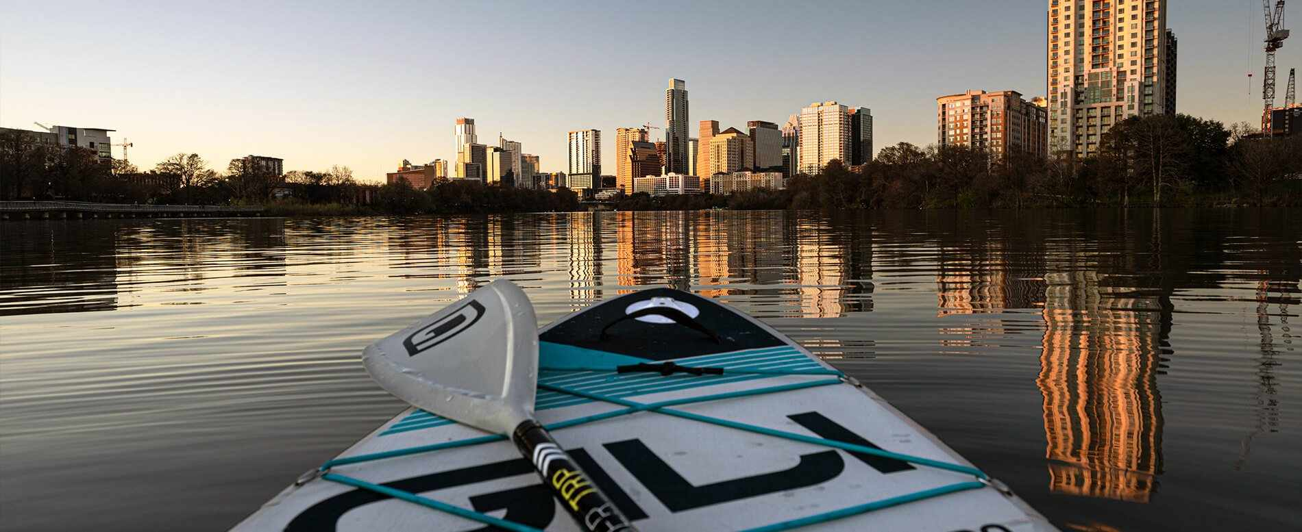 The 11 Best Places For Paddle Boarding In Austin, Texas