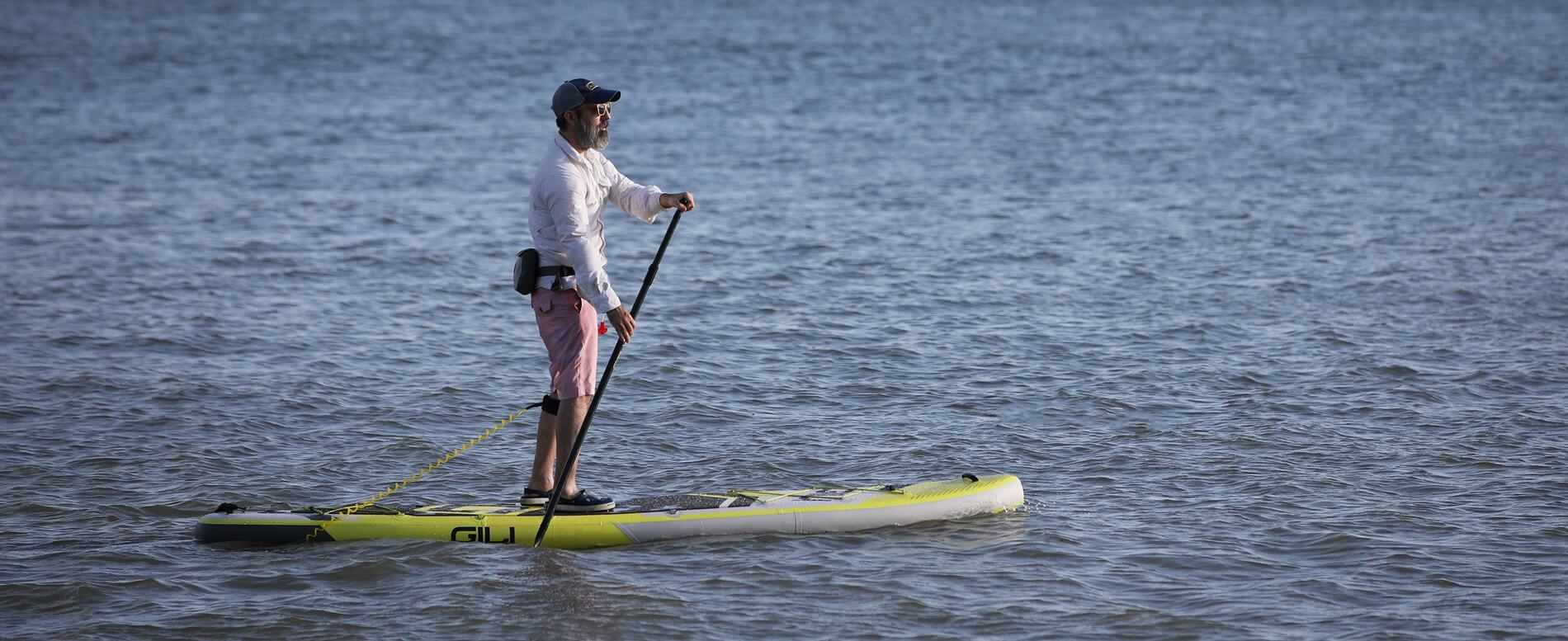 SUP Fitness: How Many Calories Do You Burn While Paddle Boarding?