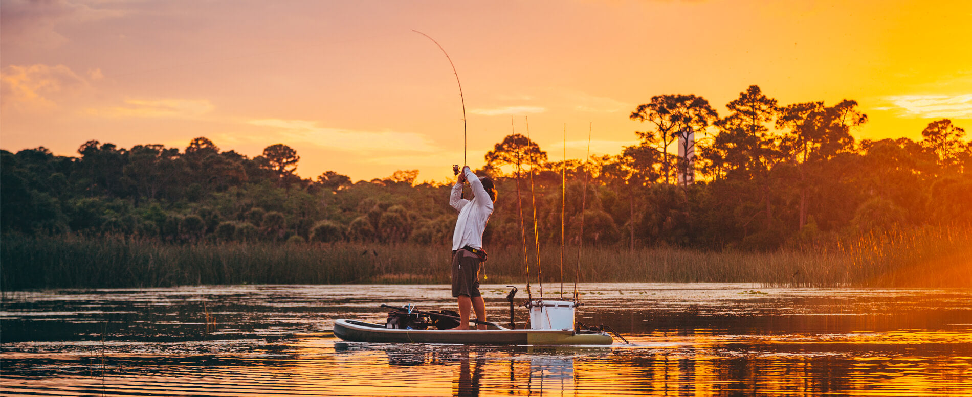 The best paddle board fishing accessories