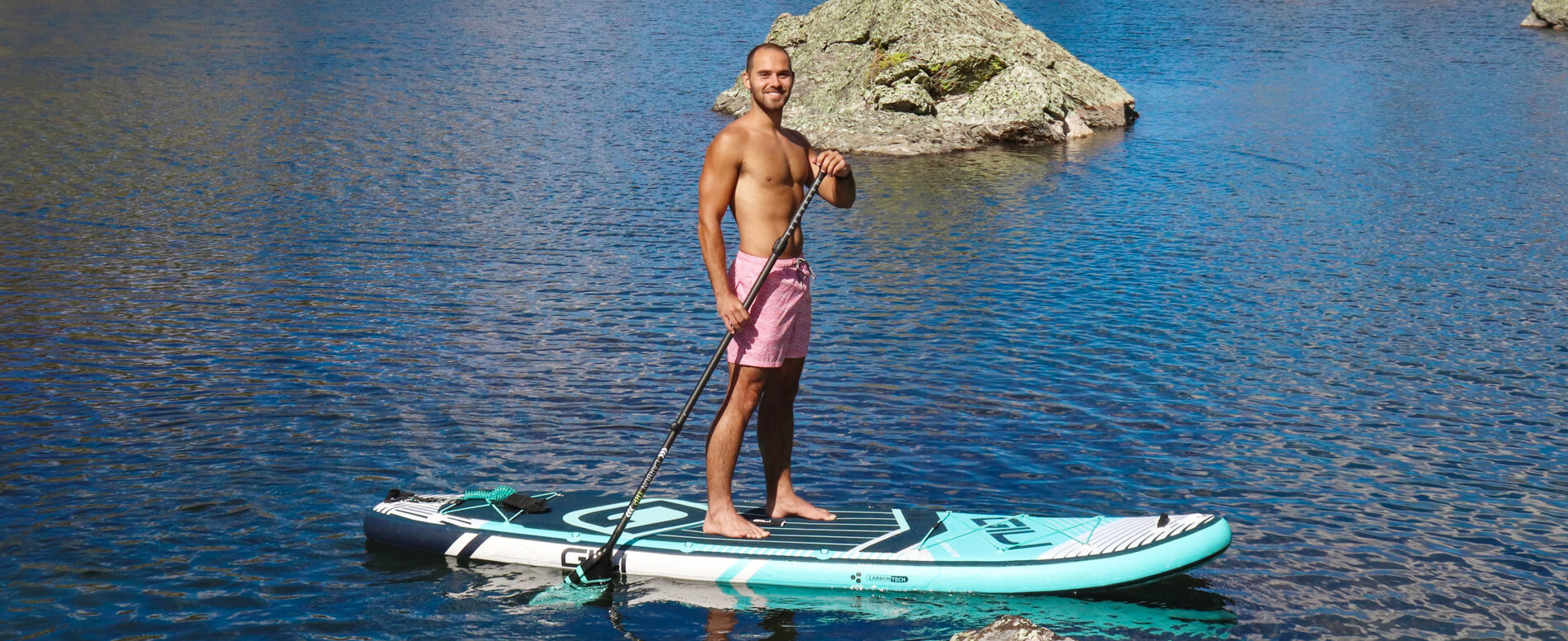 What is SUP and why it's a blast
