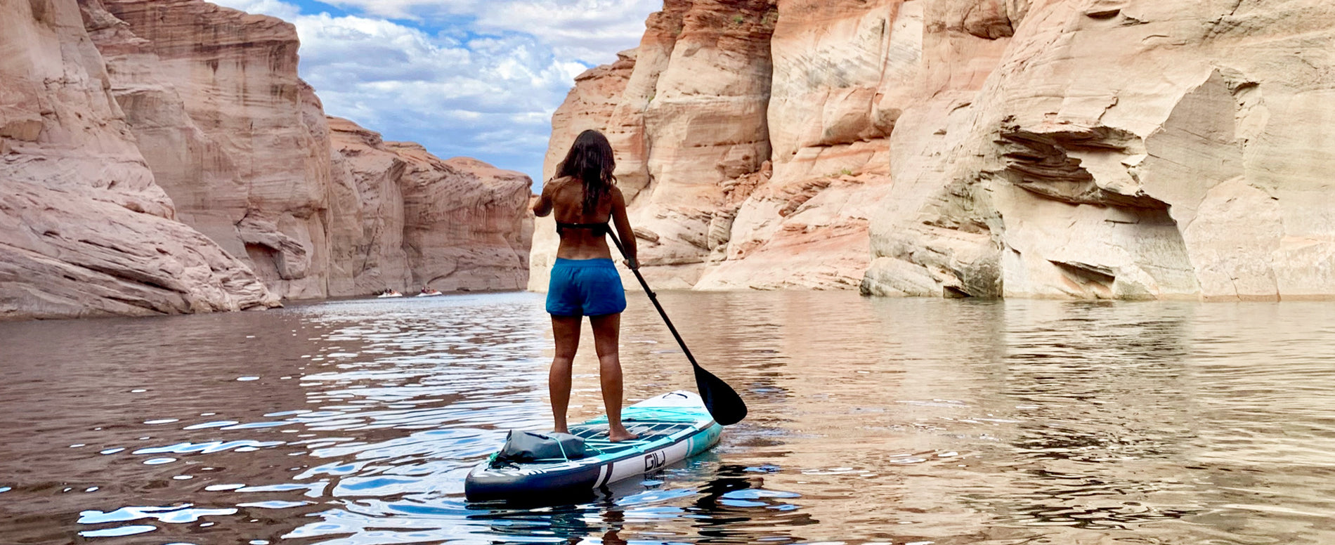 Paddle Boarding Arizona: Lake Powell