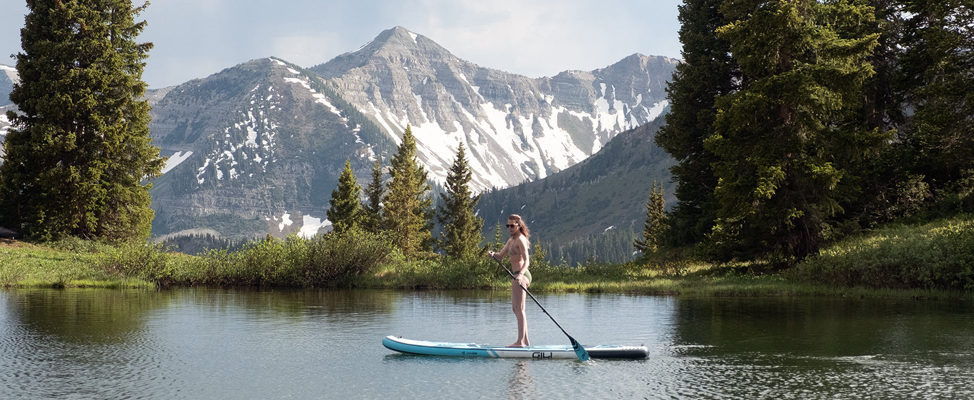 Paddle Boarding Colorado