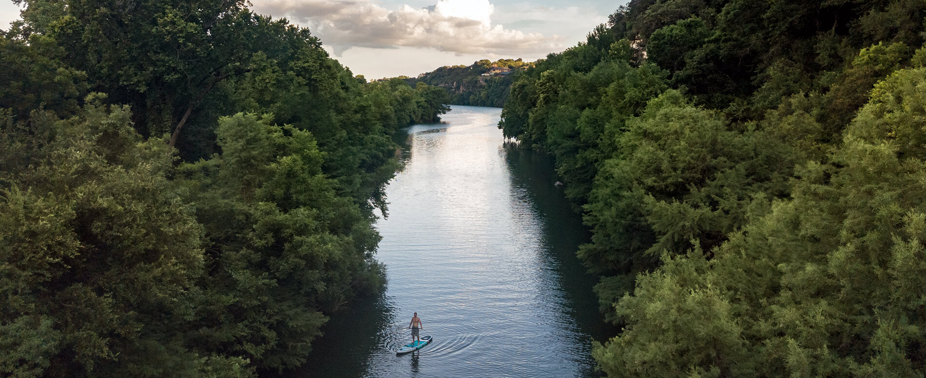 Best Places for Paddle Boarding in Texas