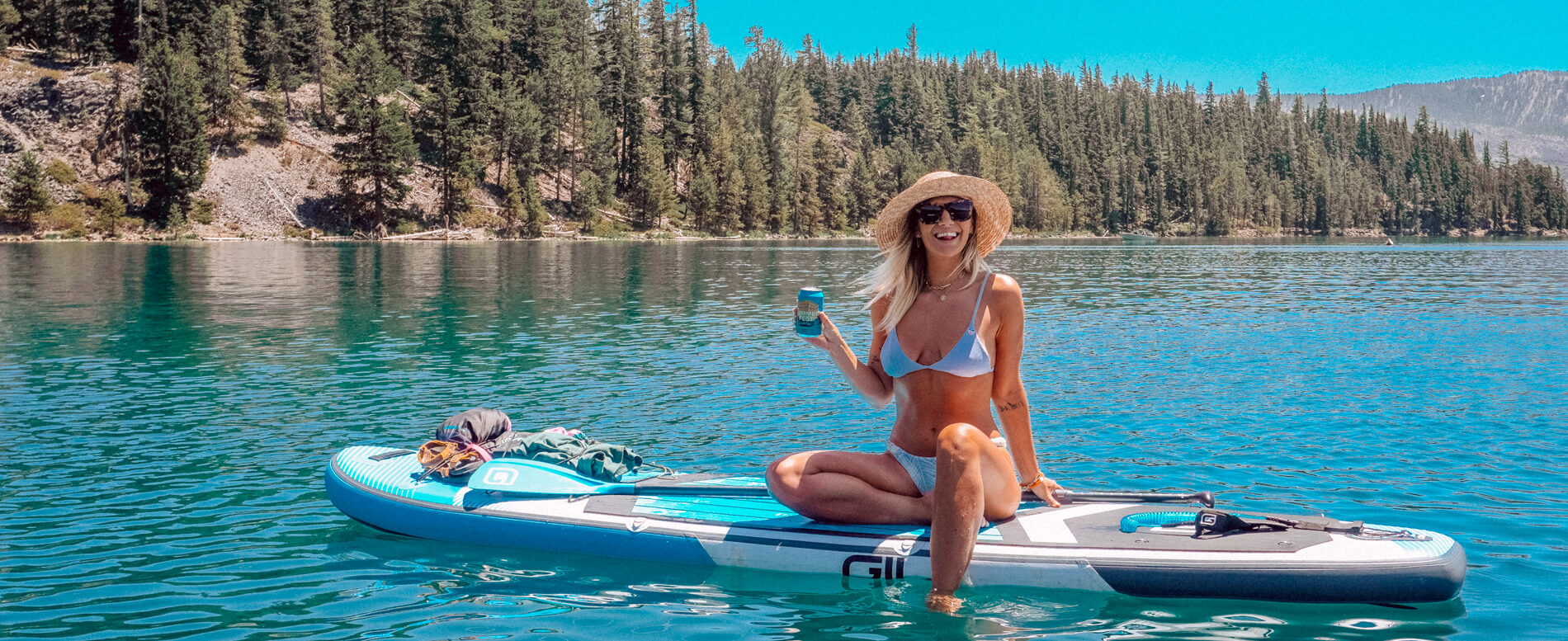 Where to Paddle Board at Lake Tahoe