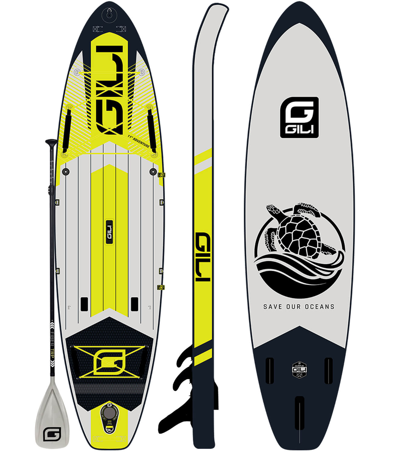 GILI Adventure Best Touring Board and Performance