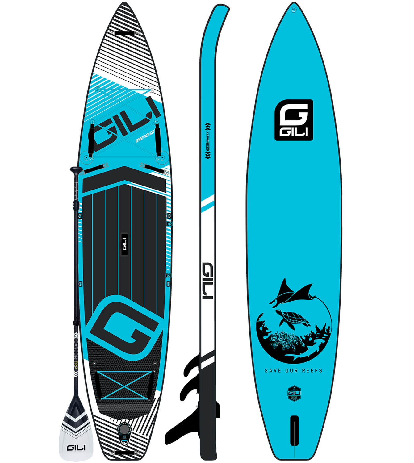 GILI Meno 12'6 Touring - Runner Up for Best Touring Board