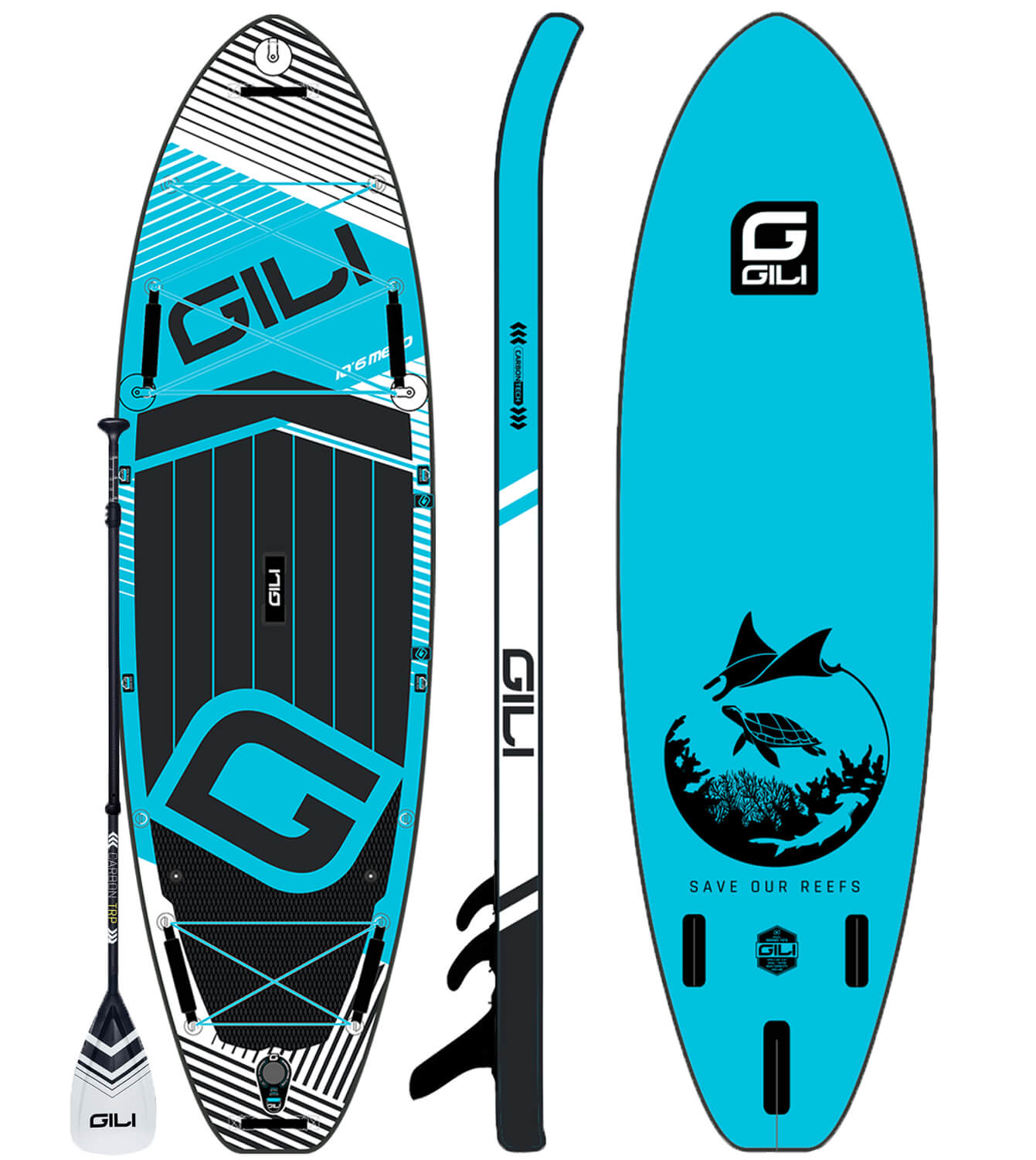 GILI Meno Best High End SUP package