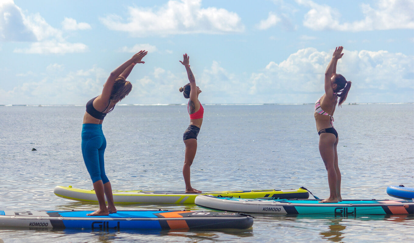 Best Yoga Inflatable paddle boards