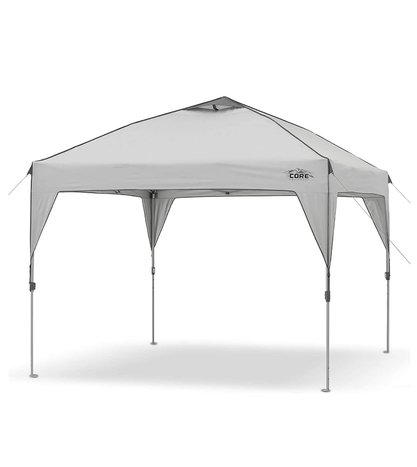 CORE 10′ x 10′ Instant Shelter Pop-Up Canopy Tent